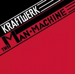 Kraftwerk ‎- The Man•Machine (LP) (180g Vinyl) (M/M) (Sealed)